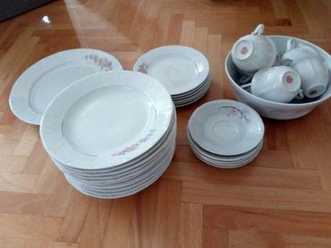 Servis tanjiri i solje - Nis