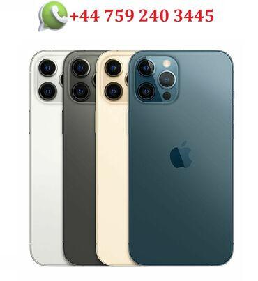 Νέα iPhone 12 Pro Max 256 GB Jet Black
