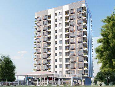жилой комплекс малина бишкек в Кыргызстан: Продается квартира:Элитка, 1 комната, 39 кв. м