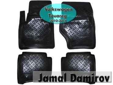 Volkswagen touareg 2010-2014 üçün poliuretan ayaqaltilar. в Bakı