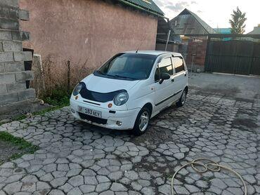 Daewoo Matiz 0.8 л. 2001 | 6666666 км