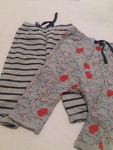 Begi-pantalone - Srbija: Pantalone pamucne begi za decu do godinu dana.kap nove .pogledajte i