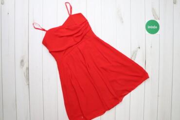 Жіноча сукня на брительках S    Довжина: 74 см Напівобхват грудей: 33