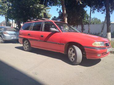 87 elan | NƏQLIYYAT: Opel Astra 1.6 l. 1996 | 580000 km