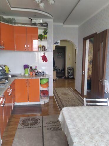 Недвижимость - Кок-Джар: Элитка, 1 комната, 47 кв. м Бронированные двери, Видеонаблюдение, Лифт