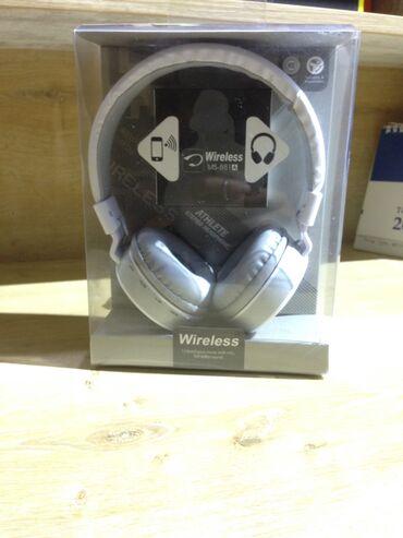Wireles bluetooth headphones MS-881