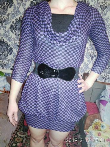 Платье на небольшую девушку 44-46-48р подойдет в Бишкек