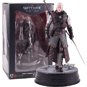 99 oglasa | PS4 (SONY PLAYSTATION 4): Witcher 3 Wild Hunt - Geralt Grandmaster Ursine 24cmNovo i