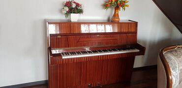 Музыкальные инструменты - Бишкек: Продаю пианино ALEXANDER HERRMANN. Состояние отличное