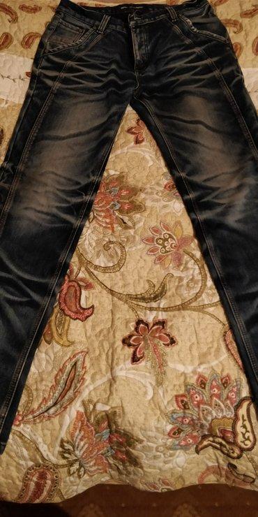 Продаю мужские турецкие джинсы, несколько раз носили, продаю в связи с в Бишкек