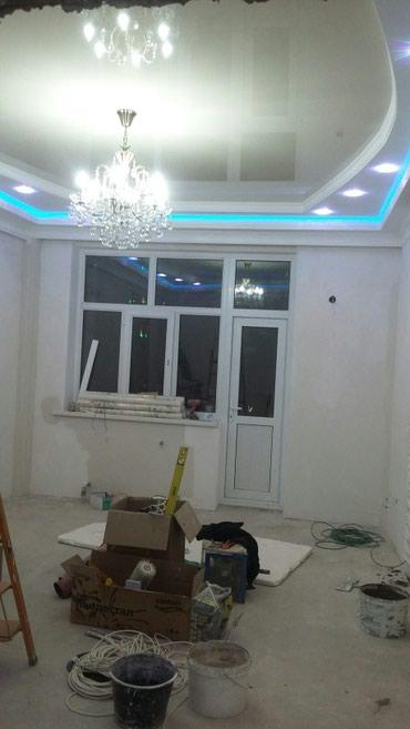 ремонт-двигателей-любой-сложности в Кыргызстан: Ремонт квартир домов любой сложности