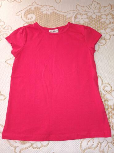 Dečija odeća i obuća - Sid: Majica nova veličina 6-7 god. 116-122cm