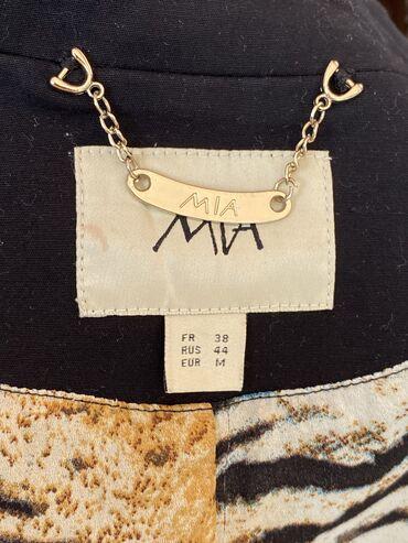 """Детский мир - Чон-Таш: Продаю куртку-пиджак от """"MIA"""". Размер 44-46. Классная . Одевали 2"""