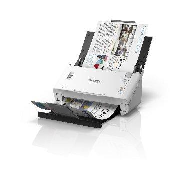 сканер mustek scanexpress a3 usb в Кыргызстан: Новый сканер Epson WorkForce DS-410протяжный сканер, формат
