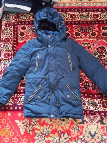 Личные вещи - Дмитриевка: Качественная детская куртка на 8-9 лет! Очень теплая!Брали дорого!