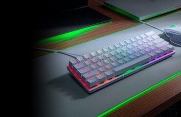 теплый пол под ковер бишкек цена в Кыргызстан: Razer Huntsman Mini  Отличная клавиатура  Продаю потому-что нужны день