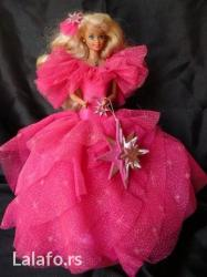 BARBIE Happy Holidays, Nuit Etoilee, Grain Gala, 1991. - Novi Sad