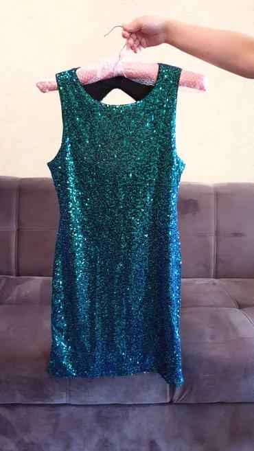 Продается красивое платье. Покупал в Норвегии. Новое. На 12-13 лет. в Бишкек