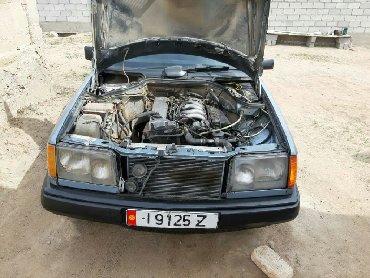 Mercedes-Benz в Чок-Тал: Mercedes-Benz W124 2.5 л. | 25000000 км