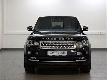 Land Rover в Бишкек: Land Rover Range Rover 5 л. 2017   79769 км