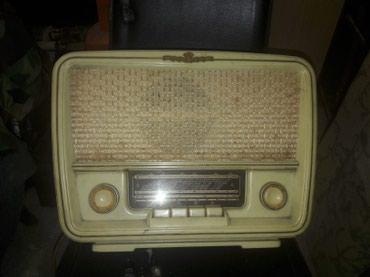 Sport i hobi - Prokuplje: Stari radio. pozvati