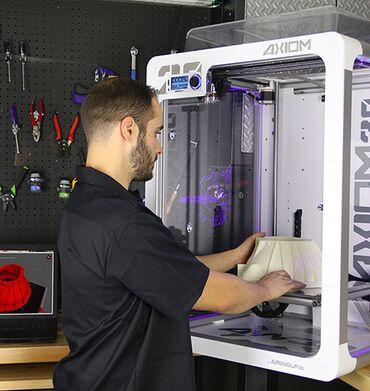 Требуется Оператор 3д печати  Обязанности: - печать на 3д принтере