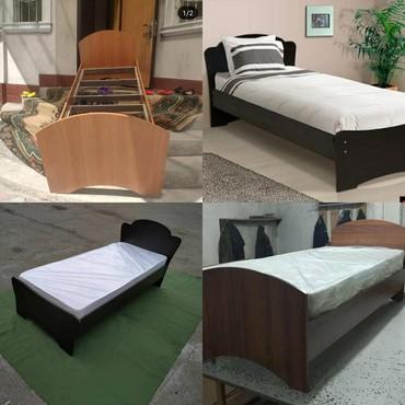 Кровати односпальные 2000*800 в Бишкек