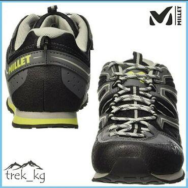 спортивные кроссовки мужские в Кыргызстан: Мужские кроссовкиОригинал Millet, заказывали со штатовРазмер