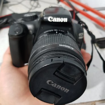 canon eos rebel t6 в Азербайджан: Fotoapparat-Canon EOS 1100d.Fotoaparat ideal vəziyyətdədir.Heç bir