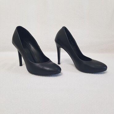 Кожаные туфли Pier Lucci, размер 36, состояние хорошее
