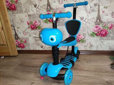 самокаты scooter в Кыргызстан: Новый самокат 5в1 для детей от года