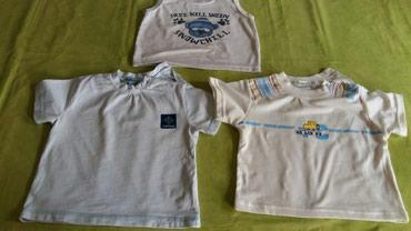 Majice za decake od 2god.polovne i sve 3 za 500din.Na bratele ide - Petrovac na Mlavi