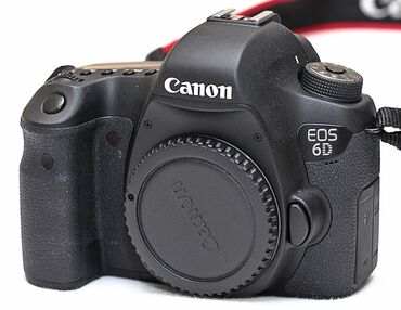 Продаю Фотоапарат Canon 6d  Почти новый не снимал видео состояние как