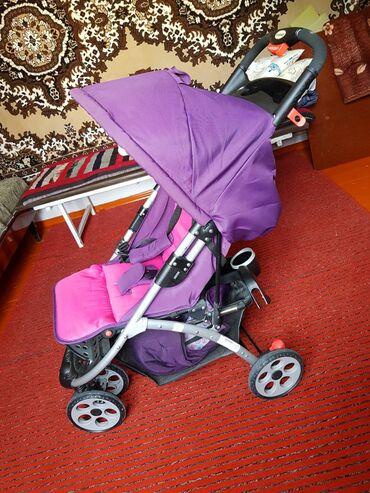 детская коляска capella s 901 в Кыргызстан: Продаю детскую коляску, в идеальном состоянии