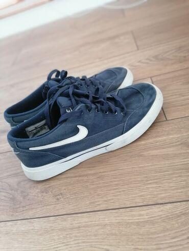 Kupace gace - Srbija: Nike unisex patike original, br 39, dužina gazišta 24. 5 cmPlatnene