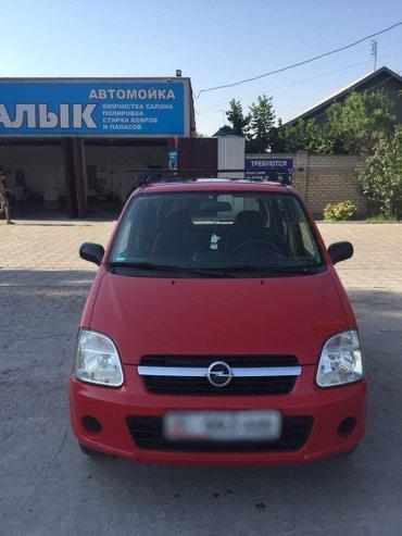 Opel Agila 2005 в Кант - фото 3
