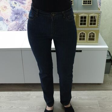 Немецкие джинсы Betty Barclay в отличном состоянии. Слегка зауженные