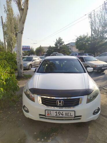 Honda - Кыргызстан: Honda Accord 2.4 л. 2008 | 242000 км