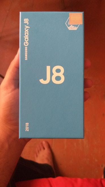 Bakı şəhərində Samsung j8 satilir 32 gb yaddas.16 mb kamera 2 kamerali  1 ayin