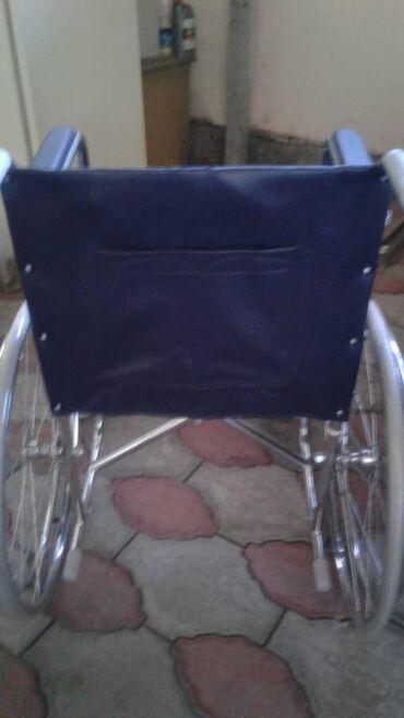 Инвалидная коляска новая продаю. Российского производство