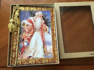 Фотоальбом на 300 фото в коробке отличный подарок к Новому году