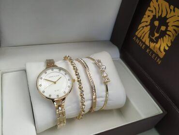 - Azərbaycan: Qadın Qol saatları Anne Klein