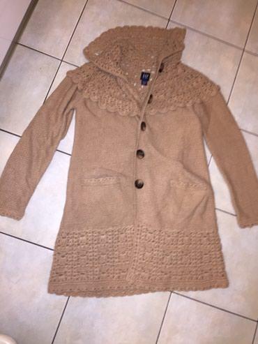 Gap Girls 13 χρ, XL kids πλεκτό παλτό αγορασμενο στο Παρίσι . Αφόρετο
