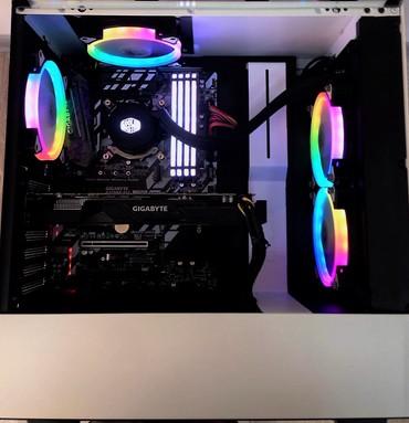 """Bakı şəhərində PC Gaming """"i9-9900k, 32GB DDR4, GTX 1070 8GB"""""""