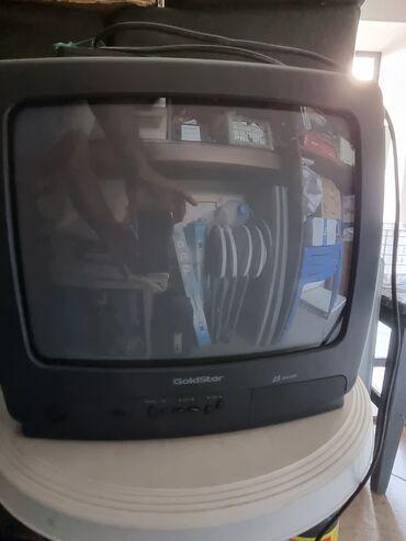 """Телевизор """"Goldstar"""" Корея 37 диагональ. Отличное состояние. Пульт"""