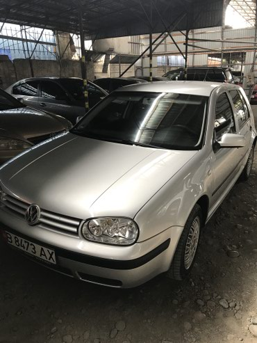 Volkswagen Golf 2002 в Бишкек