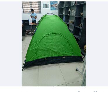 Отдых на Иссык-Куле - Балыкчы: Куплю палатку отличном состоянии 2,3 человека можно б.у срочно