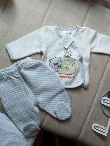 Bebi-dol-ves - Srbija: Bebi kompletic,novi,ERGEE broj68