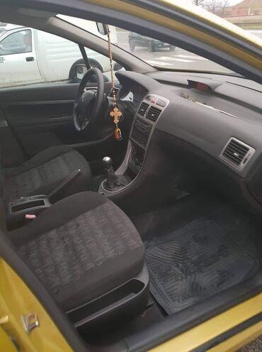 Polovni automobili - Nis: Peugeot 307 1.6 l. 2002   25500 km