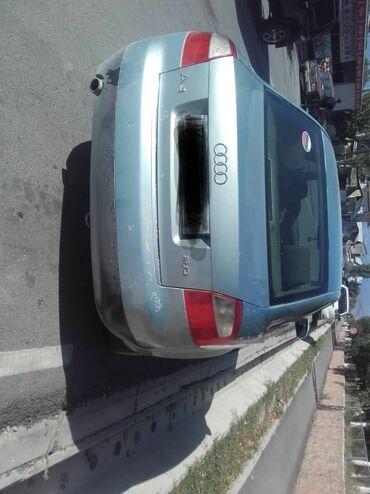 audi q3 rs в Кыргызстан: Audi A4 Allroad Quattro 2 л. 2001